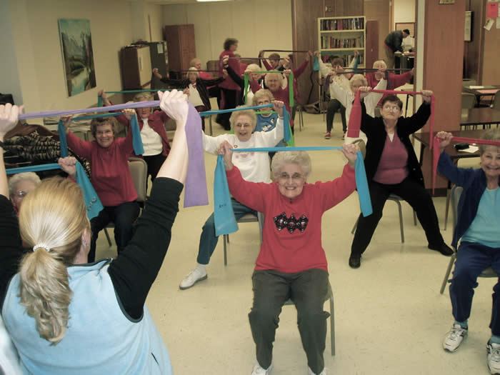 activity adult older physical